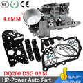 DQ200 DSG 0AM Accumulate Housing + Gearbox Overhaul Gasket Filter Rubber Ring Dirt-proof Cover Kit For Audi Skoda 0AM325066AC
