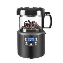 220V 커피 액세서리 홈 커피 구이 기계 가정용 베이킹 볶은 콩 기계 커피 로스터 80g