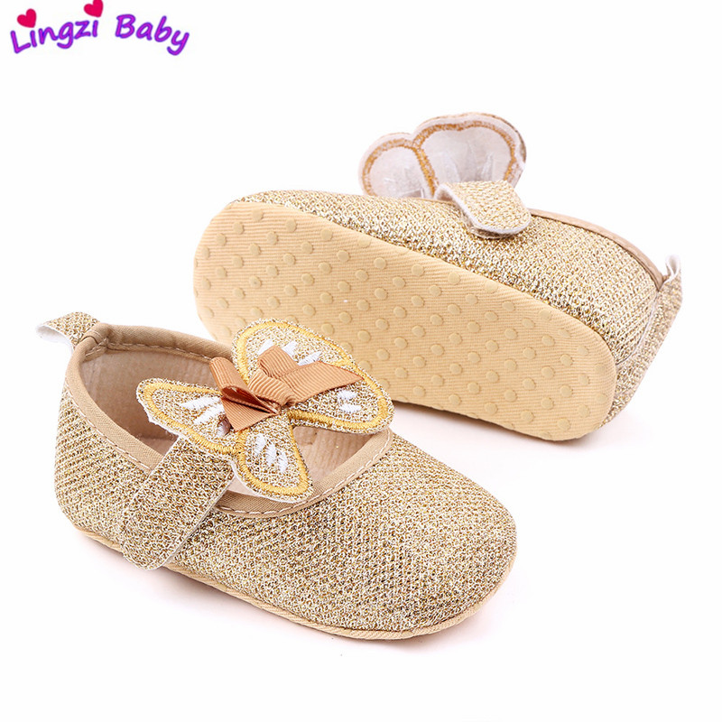 Newborn Baby Girl Shoes