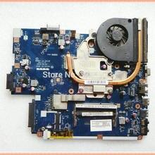Материнская плата для ноутбука acer aspire 5552G 5551G 5551 LA-5911P = NEW75 LA-5912P+ радиатор+ процессор = LA-5911P протестирована