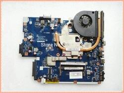 Материнская плата для ноутбука acer aspire 5552G 5551G 5551 LA-5911P = NEW75 LA-5912P + радиатор + процессор = LA-5911P протестирована