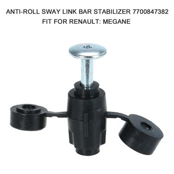 Samochód Anti-Roll Sway Bar przód samochodu Anti-Roll Sway Link Bar stabilizator zestaw naprawczy Sway Bar stabilizator 7700847382 dla Renault MEGANE tanie i dobre opinie 7 5cm China Plastic Steel 100g Sway Bar Stabilizer Repair Kit
