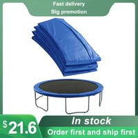 Universal Trampoline Replacement Safety Pad Spring Cover Long Lasting Waterproof Child Protection Trampoline Edge Cover