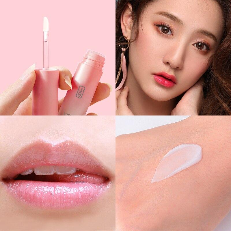 1 Pcs 3,4g Lip Creme Feuchtigkeits Anti-trocknung Lippenstift Primer Verdünnen Lip Linien Lange Anhaltende Pflegende Lippenstift Primer TSLM1