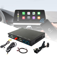 Car Wireless for Carplay Activator Android Interface Auto for BMW NBT F10 F20 F30 X1 X3 X4 X5 X6 F48 F25 F26 F15 F56 MINI Series|CV & 부품|   -