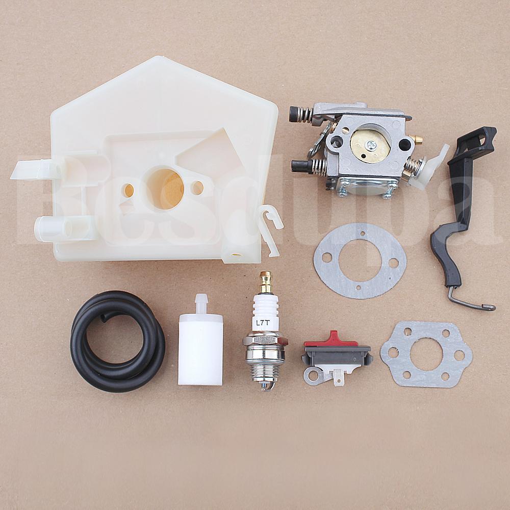 Switch Carburetor Air 503281504 Husqvarna Chainsaw Fuel W 530717901 Lever Filter Line Gasket For Plug Rod Coke 50 Spark 55 51