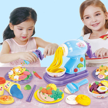 Creative plasticine modeling food clay noodle mold non-toxic toys for children, boys and girls