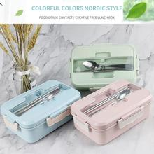 1l keith titanium bowl big capacity folding lunch box outdoor camping travel hiking cooking dinner box with titanium lid ti5328 Sturdy Stainless Steel Lunch Box Wheat Straw with Lid Picnics Office Pp Bento Box Durable 1L Travel Camping School
