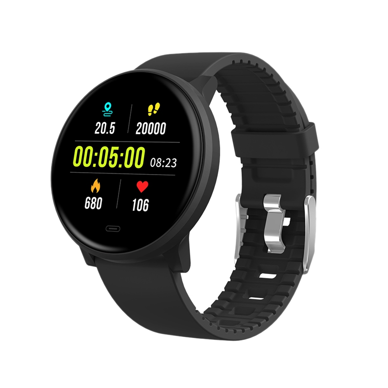 V15C Smart Watch For 1.4-Inch 78 Days Long Standby Waterproof Sports Heart Rate Smart Watch