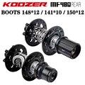 2019 KOOZER MF480 комплект передней и задней ступицы 2/4 подшипник 24 т трещотка 32 отверстия Быстрый boost 148*12 141*10 150*12 для 8 9 10 11S