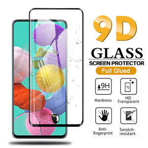 2 in 1 9D Camera Glass For Samsung Galaxy A51 Tempered Glass Back Camera Protector on Samsun A 51 6.5 Protective Glass SM-A515F