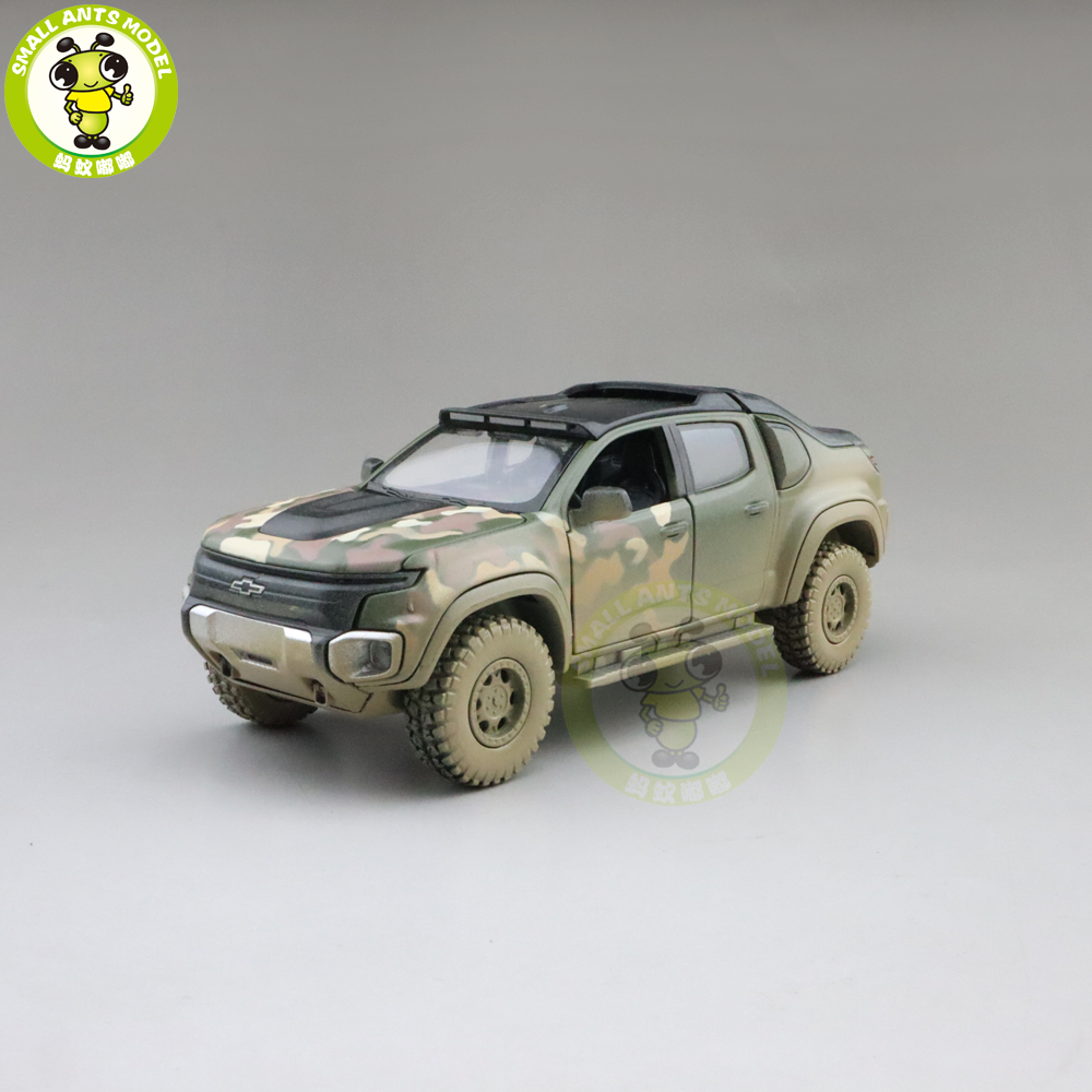 1/32 COLORADO ZH2 Concept Pickup Diecast Car Truck Model Toys Kids Boys Gifts