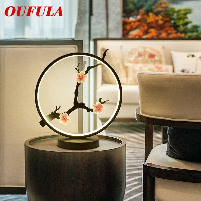 Mega Sale #8002 Nordic Wooden Color Deer Table Lamp 3