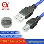 USB Printer Cable wi...