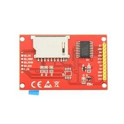 2.2 Cal SPI szeregowy moduł tft lcd 176X220 ekran wyświetlacza dla Arduino NUO MEGA 2560 pokładzie w Wyświetlacze od Elektronika użytkowa na