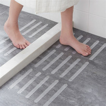 Shower-Stickers Non-Slip-Strips Bathtubs Stairs Floors for 5pcs Transparent