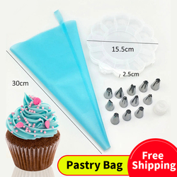 pastry bag silicone mold cake tools