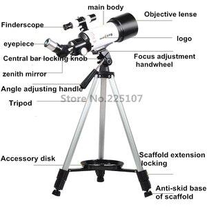 Image 3 - Obserwacja gwiazd teleskop astronomiczny 40070 lornetka jednookularowa krajobraz obiektyw wejście na zewnątrz profesjonalne lunety celownicze
