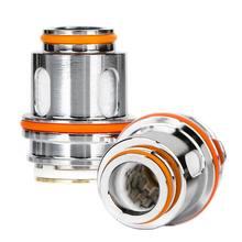 5 pçs/caixa cabeças de bobina atomizador substituição para geekvape zeus malha bobinas 0.2 ohm 0.4 ohm