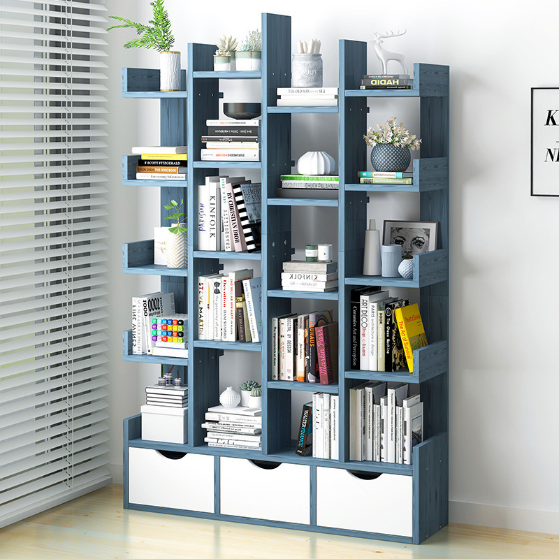 VIP On Behalf Of Bookshelf Living Room Floor Bookshelf Small Bookshelf Shelf