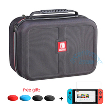 Suitcase Switch-Bag Ns-Accessories Nintendo Hard-Cover Console Carrying for Portable