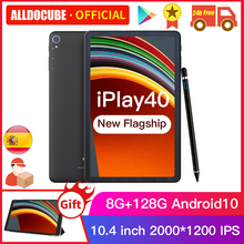 CPU Wifi 8GB-RAM Iplay 40 Android Phonecall 10-T618 2000--1200 FHD 5G 2K LTE ALLDOCUBE