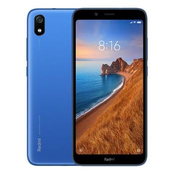 Перейти на Алиэкспресс и купить Xiaomi Redmi 7A 2 ГБ/16 ГБ синий с двумя SIM-картами
