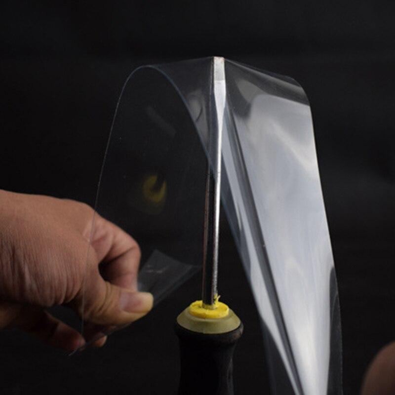 1 Set Anti-scratch Mountain Bike Protection Tape Road Bike Frame Sticker Bicycle Scratch-Proof Film