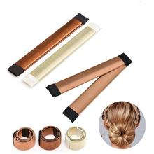 New Fashion Magic Hair Styling Tools For Women Girls Braider Synthetic Wig Hair Donut DIY Hairbands Bun Maker Hair Accessories
