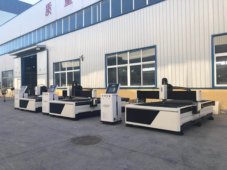 2019 newly designed cnc plasma cutter used plasma cutting tables for metal engraving 2