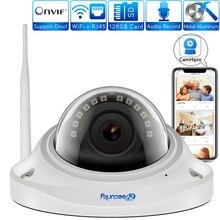 ZYsecurity 1080p Wifi Camera CamHi App Onvif 20m Night Vision Vandalproof SD Card Two Way Audio Alarm Home Security CCTV Camera