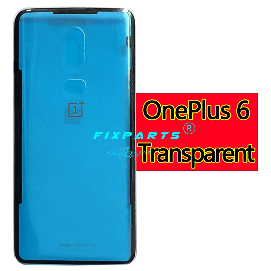 Oneplus 6 6T Battery Cover 009