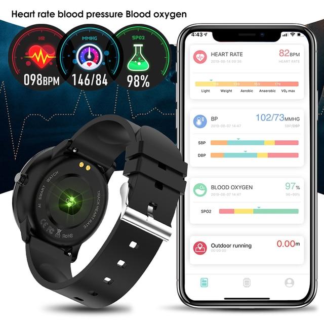 KEA MX6 Smart watch Heart Rate