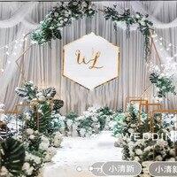 Свадебная АРКА гирлянда рамка