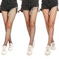 Вечерние Открытые Сексуальные колготки женские босоножки с перфорацией; Черный Для женщин колготки, чулочно-носочные изделия облегающие, в...