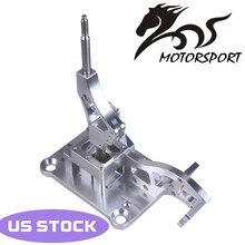 Venda quente boleto de alumínio shifter caixa engrenagem shifter shift knob para acura rsx/k série motor eg ek dc2 ef