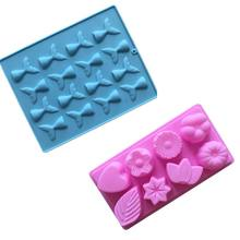 Get more info on the PFlowers/Fish Tail Shape Cake Mold Soft Silicone Mold Cake Decorating Tools Halloween Holiday Decoration Supplies CM