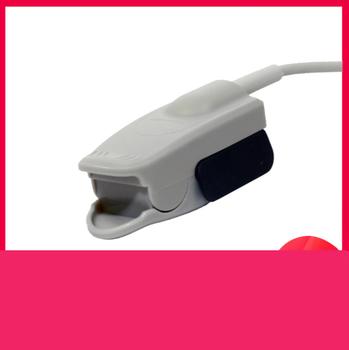 KS-CM01 Data Transmission USB Finger Clip Type Pulse Oxygen Saturation Heart Rate Detection Intelligent Blood Oxygen Probe 1 Pc