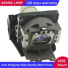 Сменная Лампа для проектора с корпусом 5J.06001.001 для BENQ MP612 MP612C MP622 MP622C, Гарантия 180 дней, HAPPY BATE