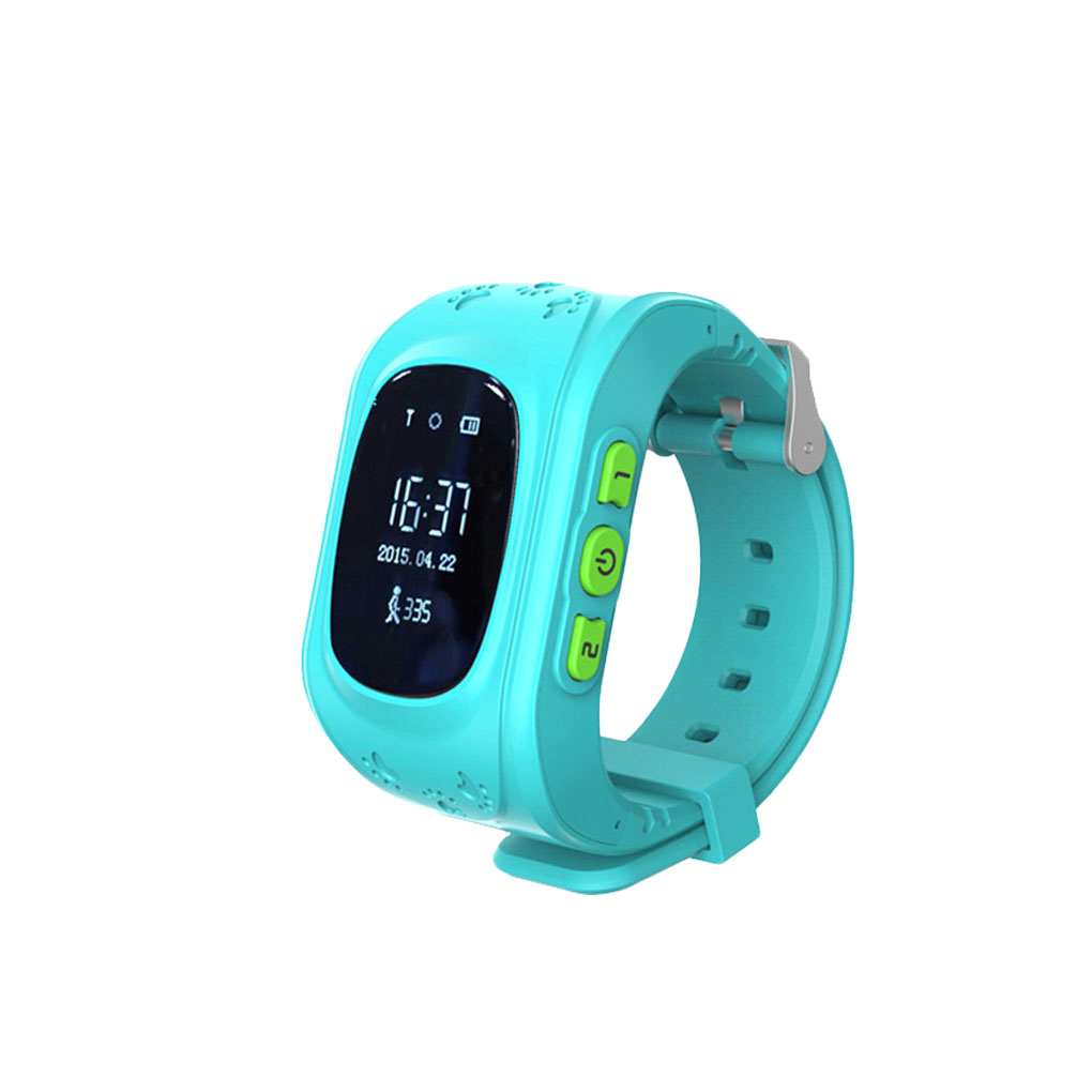 <font><b>Q50</b></font> Smart Watch Smart <font><b>GPS</b></font> Watch SOS Call Location Finder Tracker Baby Anti Lost Monitor Pedometer image