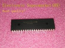 10 unidades/lote PIC16F877A I/P pic16f87a PIC16F877 16f87a i/P DIP 40, nuevo IC original, envío gratis