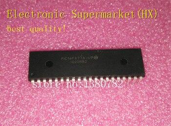 Free Shipping 10pcs/lots PIC16F877A-I/P PIC16F877A  PIC16F877 16F877A-I/P  DIP-40   New original  IC 12f629 pic12f629 i p dip 8