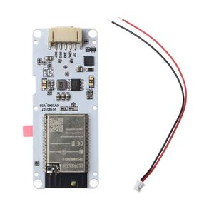Image 2 - TTGO T Camera ESP32 WROVER & PSRAM Camera Module ESP32 WROVER B OV2640 Camera Module 0.96 OLED X6HA