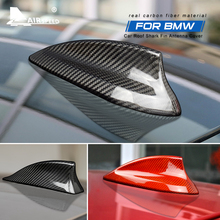 Крышка антенны из углеродного волокна Shark Fin для BMW E90 E92 E46 E36 E60 E70 F20 F30 F10 F22 F31 F15 F21 G30 G20 G01 G05 G07 аксессуары
