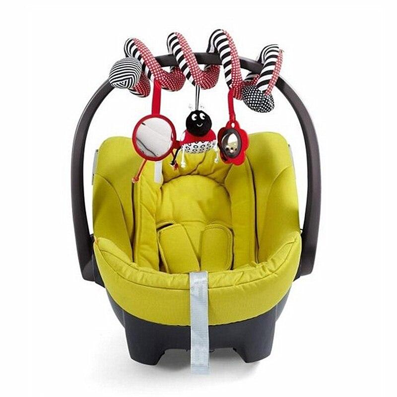 Image 3 - Мягкие детские игрушки 0 12 месяцев Игрушки для детской кроватки мобили погремушки подвесное сиденье в автомобиль колокольчик погремушка игрушка Подарки для детей-in Детские погремушки и мобильники from Игрушки и хобби on AliExpress