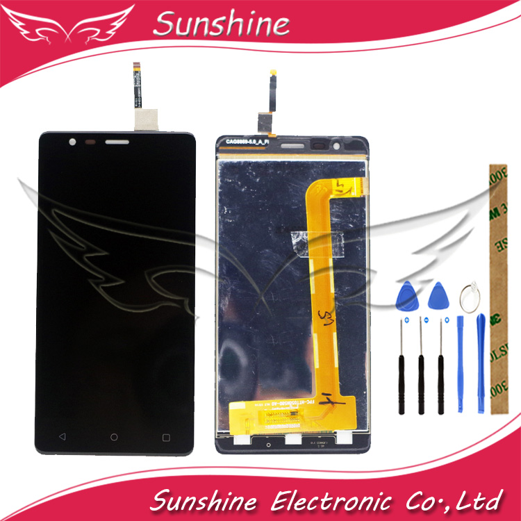 100% Tested One By One LCD Display For Fly Cirrus 12 FS516 FS 516 LCD Display With Touch Screen Assembly|Mobile Phone LCD Screens| |  - title=