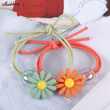 Fashion DIY Jewelry Making Flower Accessory Beads Through hole Ring  Handmade Hairdressing Material Decoration