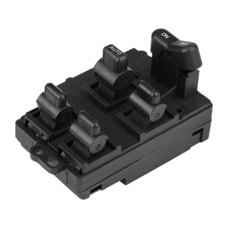 Left Hand Driver Side Power Master Window Switch Universal For Honda Accord 1990-1997 35750-Sv4-A11