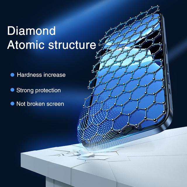 Full Cover Hydrogel Film For iPhone 11 12 Pro XS Max mini SE 2020 Screen Protector For iPhone 7 8 6 6S Plus X XR Film Not Glass 2