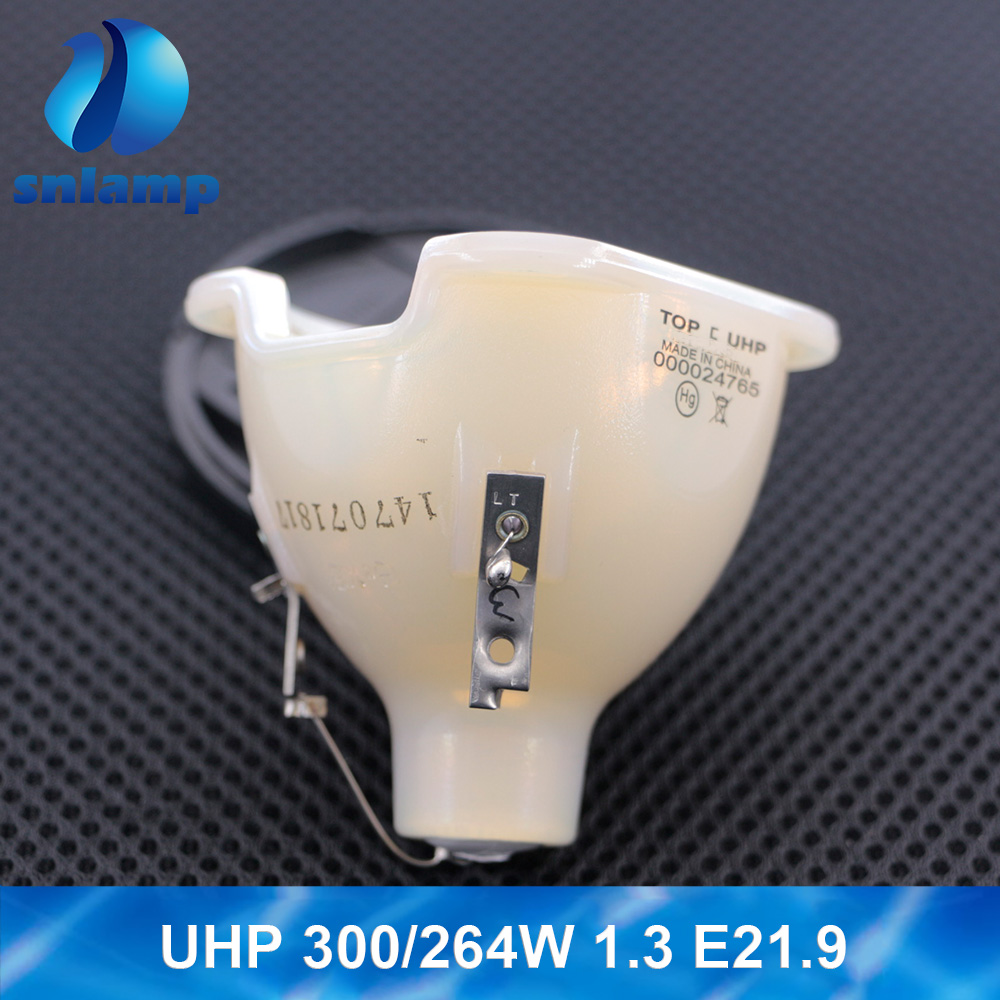 COMPATIBLE PROJECTOR LAMP BULB FOR PHILIPS UHP 300//250W 1.1 E21.7 300//250W 1.1